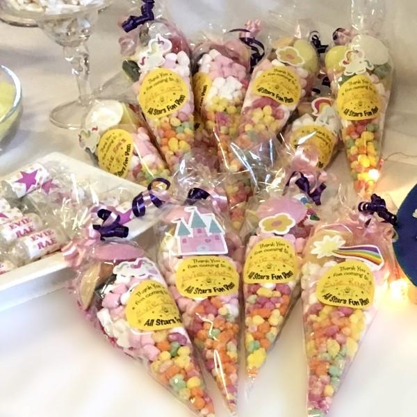 Super Sweet Cones